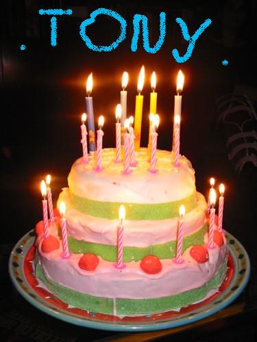bon anniversaire tony