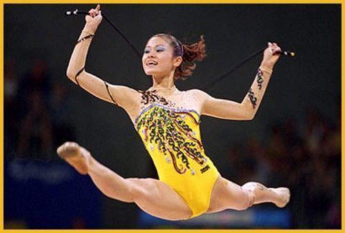 Naughty Gymnastic 69